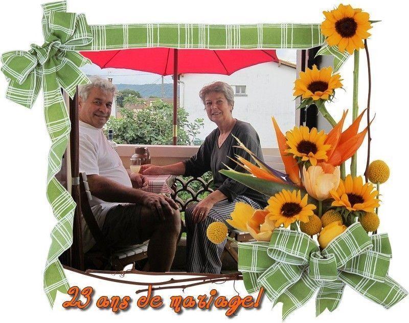 Anniversaire De Mariage 20 Ans