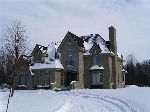 Les Plus Belles Maisons Du Canada : Canada notre sejour page