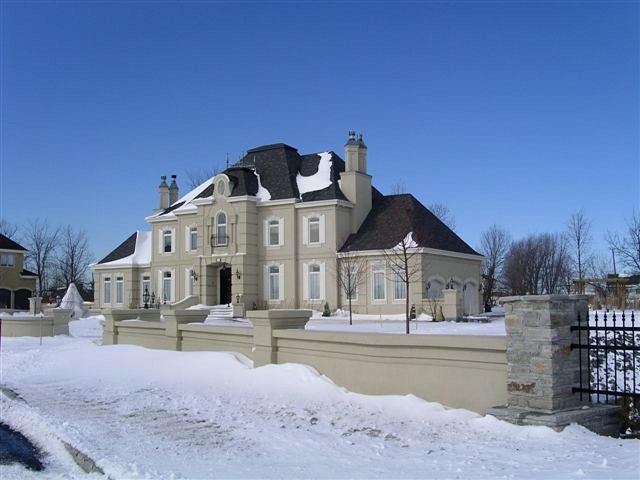 Canada les maisons extraordinaires for Photo de maison au canada