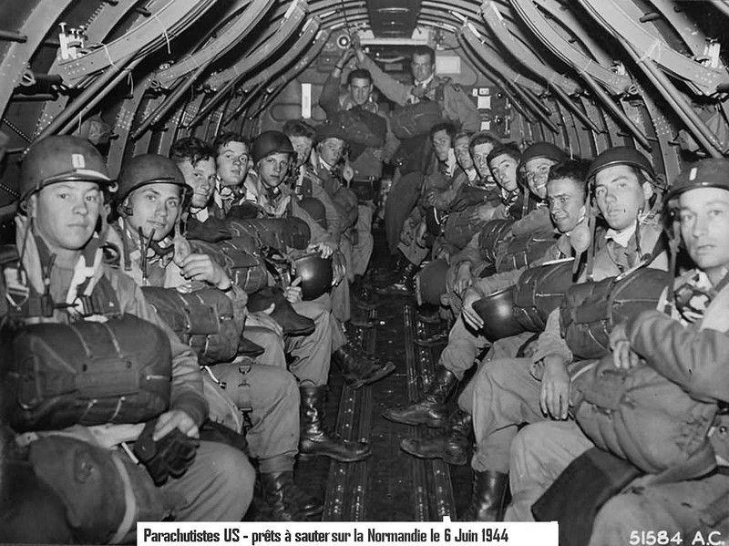 Le Debarquement De Normandie Du 6 Juin 1944