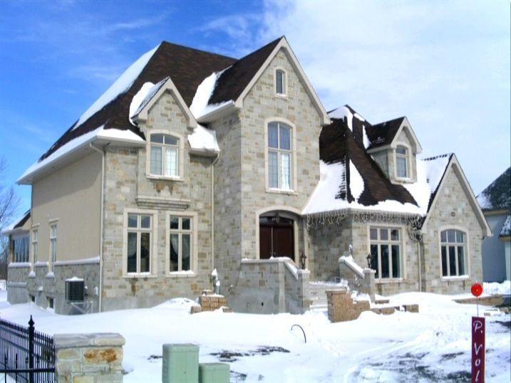 Canada les maisons extraordinaires for Annonceur maison du canadien