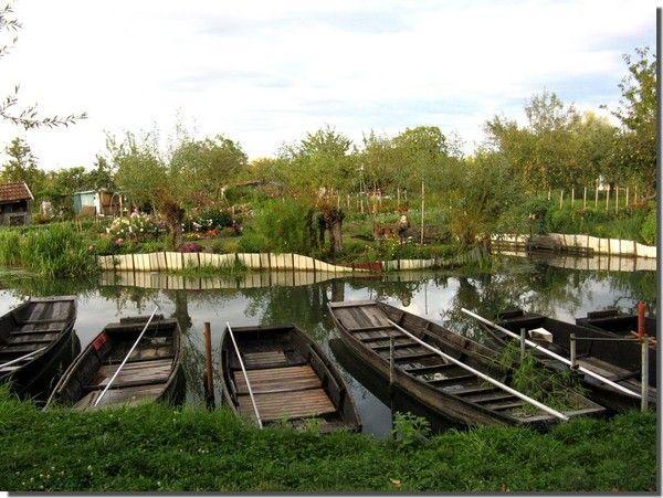 les barques des marais de BOURGES 11