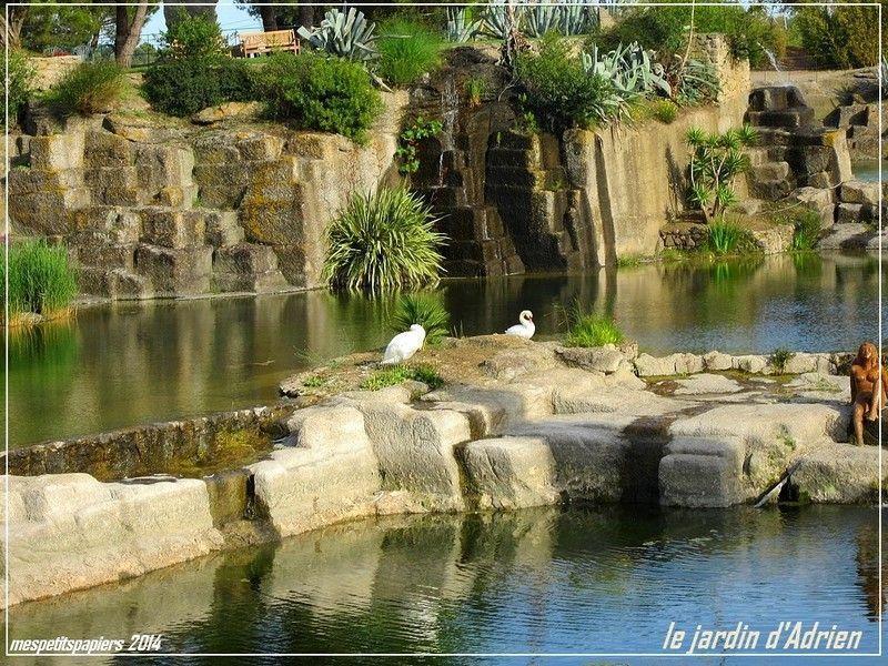 Le jardin st adrien 34 herault 1 - Les jardins de saint adrien ...