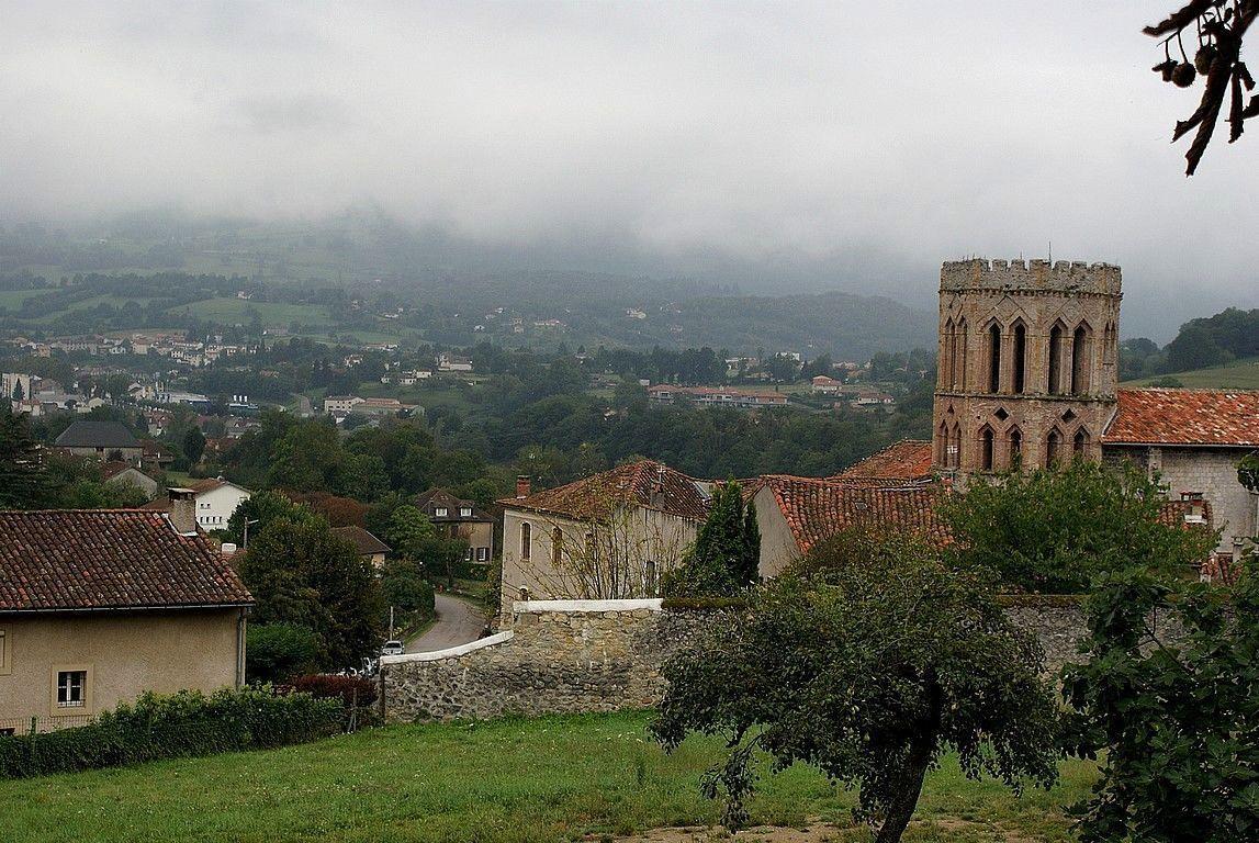 Saint lizier ariege patrimoine for La rotonde saint girons