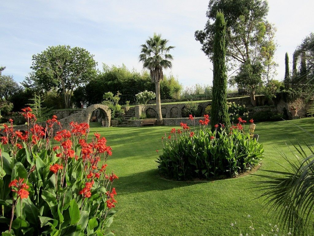 Le jardin st adrien 34 herault 3 for Jardin st adrien